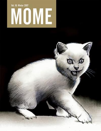Cover for Mome (Fantagraphics, 2005 series) #10