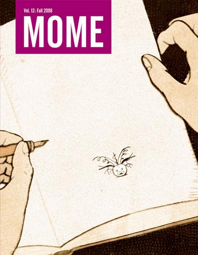 Cover for Mome (Fantagraphics, 2005 series) #12