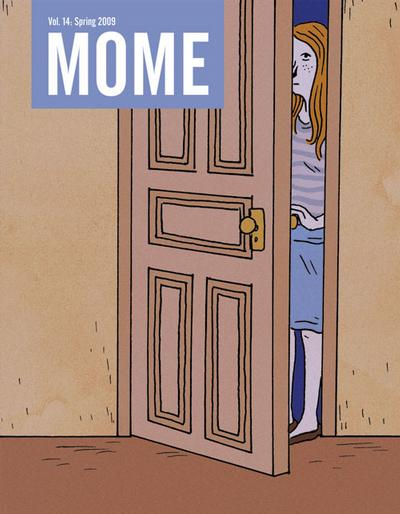 Cover for Mome (Fantagraphics, 2005 series) #14