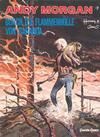 Cover for Andy Morgan (Carlsen Comics [DE], 1986 series) #7 - Durch die Flammenhölle von Caranoa