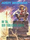 Cover for Andy Morgan (Carlsen Comics [DE], 1986 series) #8 - Im Tal der tödlichen Augen