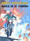 "Cover for Andy Morgan (Carlsen Comics [DE], 1986 series) #12 - Anschlag auf die ""Cormoran"""