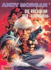 "Cover for Andy Morgan (Carlsen Comics [DE], 1986 series) #15 - Die Rückkehr der ""Cormoran"""