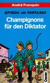 Cover for Carlsen Pocket (Carlsen Comics [DE], 1990 series) #30 - Spirou und Fantasio - Champignons für den Diktator
