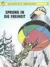 Cover for Valhardi & Co., Abenteurer (Carlsen Comics [DE], 1985 series) #3 - Sprung in die Freiheit