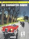 Cover for Valhardi & Co., Abenteurer (Carlsen Comics [DE], 1985 series) #5 - Die Diamanten-Bande