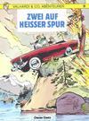 Cover for Valhardi & Co., Abenteurer (Carlsen Comics [DE], 1985 series) #9 - Zwei auf heisser Spur