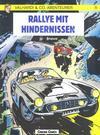 Cover for Valhardi & Co., Abenteurer (Carlsen Comics [DE], 1985 series) #11 - Rallye mit Hindernissen