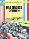Cover for Valhardi & Co., Abenteurer (Carlsen Comics [DE], 1985 series) #12 - Das grosse Rennen