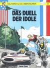 Cover for Valhardi & Co., Abenteurer (Carlsen Comics [DE], 1985 series) #13 - Das Duell der Idole