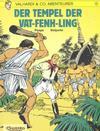 Cover for Valhardi & Co., Abenteurer (Carlsen Comics [DE], 1985 series) #15 - Der Tempel von Vat-Fenh-Ling