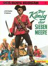 Cover for Der Rote Korsar (Carlsen Comics [DE], 1985 series) #2 - Der König der sieben Meere