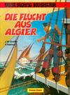 Cover for Der Rote Korsar (Carlsen Comics [DE], 1985 series) #4 - Die Flucht aus Algier
