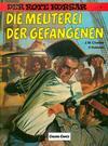 Cover for Der Rote Korsar (Carlsen Comics [DE], 1985 series) #5 - Die Meiterei der Gefangenen