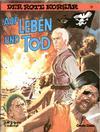 Cover for Der Rote Korsar (Carlsen Comics [DE], 1985 series) #10 - Auf Leben und Tod