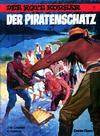 Cover for Der Rote Korsar (Carlsen Comics [DE], 1985 series) #11 - Der Piratenschatz