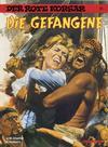 Cover for Der Rote Korsar (Carlsen Comics [DE], 1985 series) #16 - Die Gefangenen