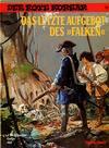 "Cover for Der Rote Korsar (Carlsen Comics [DE], 1985 series) #20 - Das letzte Aufgebot des ""Falken"""