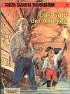 Cover for Der Rote Korsar (Carlsen Comics [DE], 1985 series) #22 - Das Gold der Azteken