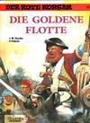 Cover for Der Rote Korsar (Carlsen Comics [DE], 1985 series) #23 - Die goldene Flotte
