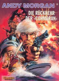 "Cover Thumbnail for Andy Morgan (Carlsen Comics [DE], 1986 series) #15 - Die Rückkehr der ""Cormoran"""