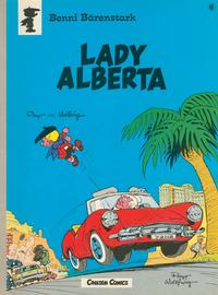 Cover Thumbnail for Benni Bärenstark (Carlsen Comics [DE], 1980 series) #6 - Lady Alberta