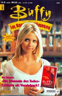 Cover Thumbnail for Buffy (Carlsen Comics [DE], 1998 series) #19