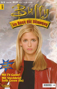 Cover Thumbnail for Buffy (Carlsen Comics [DE], 1998 series) #26