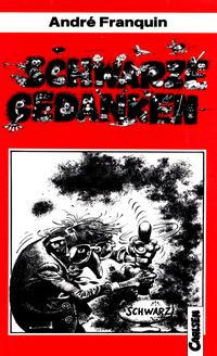 Cover Thumbnail for Carlsen Pocket (Carlsen Comics [DE], 1990 series) #2 - Schwarze Gedanken