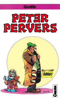 Cover Thumbnail for Carlsen Pocket (Carlsen Comics [DE], 1990 series) #4 - Peter Pervers