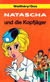 Cover Thumbnail for Carlsen Pocket (Carlsen Comics [DE], 1990 series) #12 - Natascha und die Kopfgeldjäger