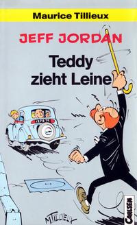 Cover Thumbnail for Carlsen Pocket (Carlsen Comics [DE], 1990 series) #15 - Jeff Jordan - Teddy zieht Leine