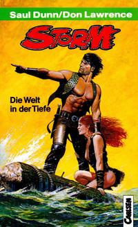 Cover Thumbnail for Carlsen Pocket (Carlsen Comics [DE], 1990 series) #27 - Storm - Die Welt in der Tiefe