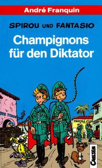 Cover Thumbnail for Carlsen Pocket (Carlsen Comics [DE], 1990 series) #30 - Spirou und Fantasio - Champignons für den Diktator