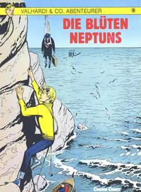 Cover Thumbnail for Valhardi & Co., Abenteurer (Carlsen Comics [DE], 1985 series) #8 - Die Blüten Neptuns