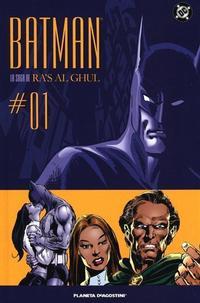 Cover Thumbnail for Batman: La Saga de Ra's Al Ghul (Planeta DeAgostini, 2005 series) #1