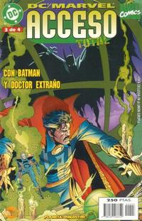 Cover Thumbnail for Acceso Total (Planeta DeAgostini, 1998 series) #3