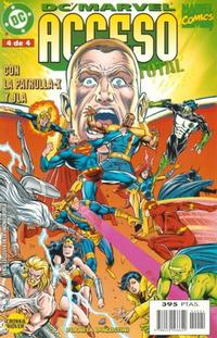Cover Thumbnail for Acceso Total (Planeta DeAgostini, 1998 series) #4