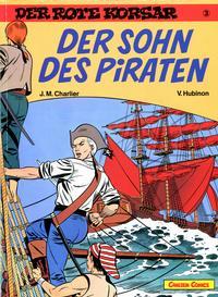 Cover Thumbnail for Der Rote Korsar (Carlsen Comics [DE], 1985 series) #3 - Der Sohn des Piraten