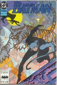 Cover Thumbnail for Batman (Grupo Editorial Vid, 1987 series) #173