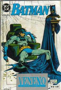 Cover Thumbnail for Batman (Grupo Editorial Vid, 1987 series) #183