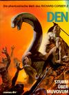 Cover for Die phantastische Welt des Richard Corben (Carlsen Comics [DE], 1991 series) #2 - DEN - Sturm über Muvovum