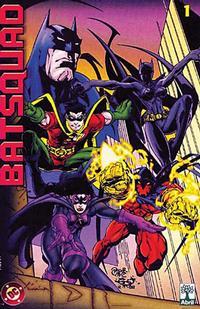 Cover Thumbnail for Batsquad (Editora Abril, 2002 series) #1