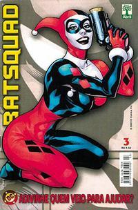 Cover Thumbnail for Batsquad (Editora Abril, 2002 series) #3