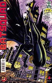 Cover Thumbnail for Batsquad (Editora Abril, 2002 series) #4