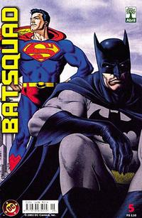 Cover Thumbnail for Batsquad (Editora Abril, 2002 series) #5