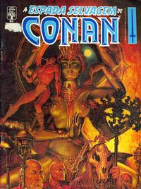 Cover Thumbnail for A Espada Selvagem de Conan (Editora Abril, 1984 series) #63