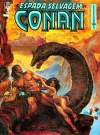 Cover Thumbnail for A Espada Selvagem de Conan (Editora Abril, 1984 series) #65