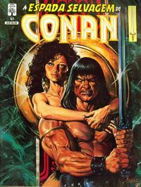 Cover Thumbnail for A Espada Selvagem de Conan (Editora Abril, 1984 series) #67