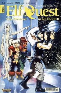 Cover Thumbnail for Elfquest (Carlsen Comics [DE], 1998 series) #18